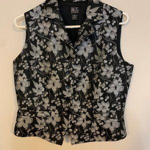 M.T. Morgan Taylor Studio Vest - Size  10